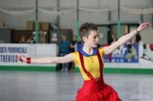 Giulia Piva ai Campionati Provinciali FIHP Solo Dance Internazionale 2016