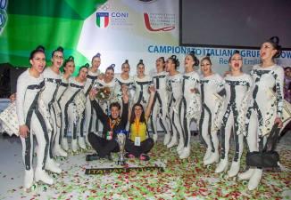 Jeunesse - Campionati Italiani -Reggio Emilia 2017 - 1 classificati