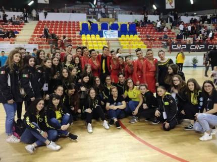 Campionati Regionali Pattinaggio Artistico 2018 -