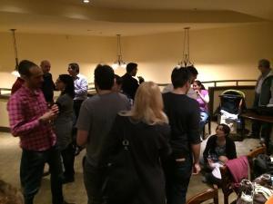 Berkeley Italian Network Aperitivo – February