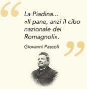 Pascoli Piadina Poetry