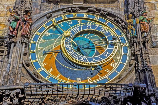 Clock Tower Prague, Praga, Praha, Prag - Czech Republic