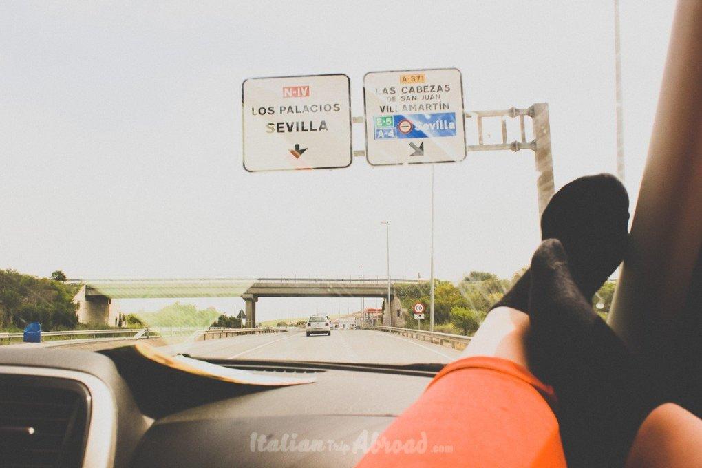 Plan road trip like italiantripabroad