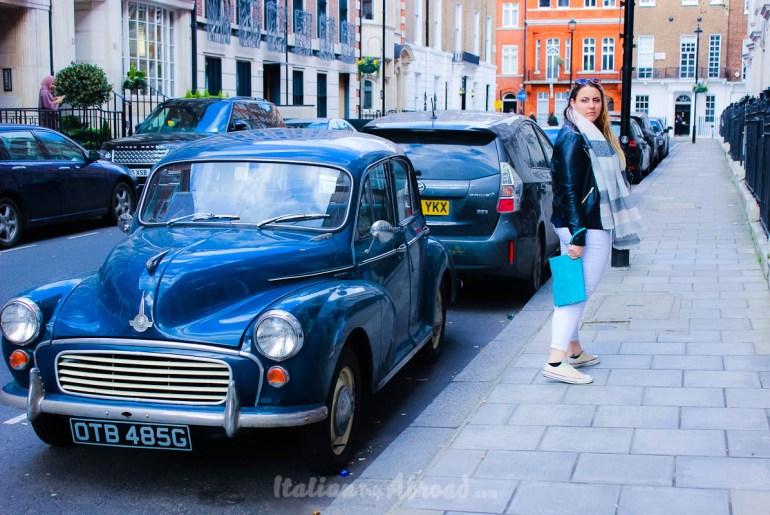 London vintage - Little pretty london by italian trip abroad