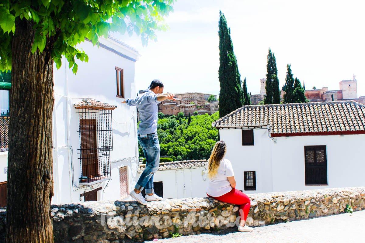 Holiday time in Granada – Weekend Granada