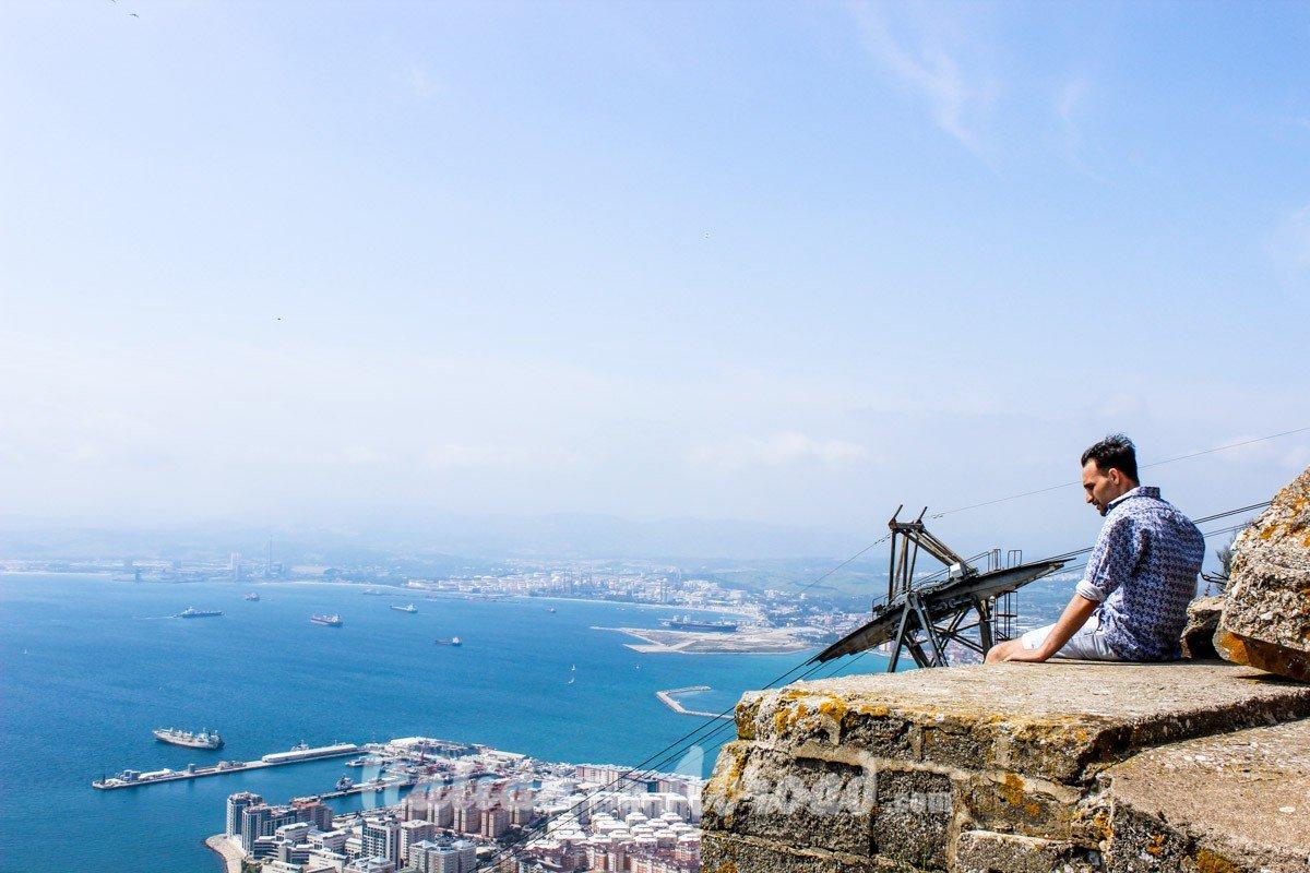1 day in Gibraltar - Tour of Gibraltar