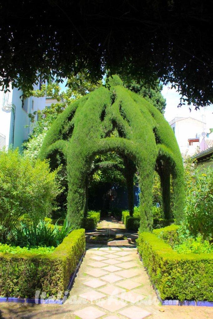 Generalife of Granada - Granada itinerary in 2 days