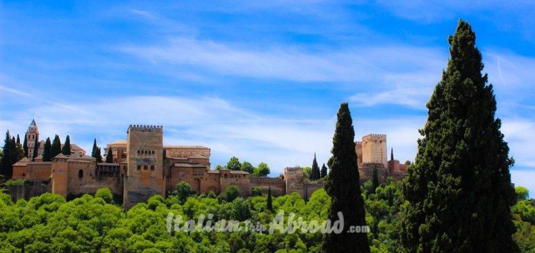 Alhambra granada - Time in Granada - Weekend in Granada