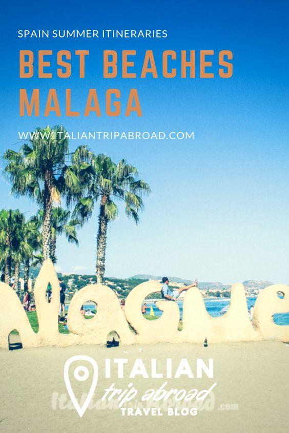Best Beaches around Malaga