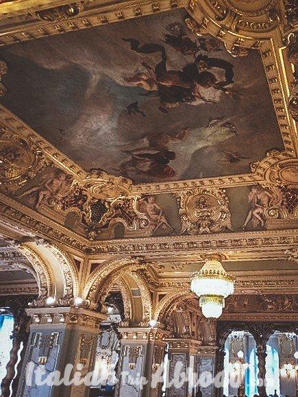 New York Cafe of Budapest