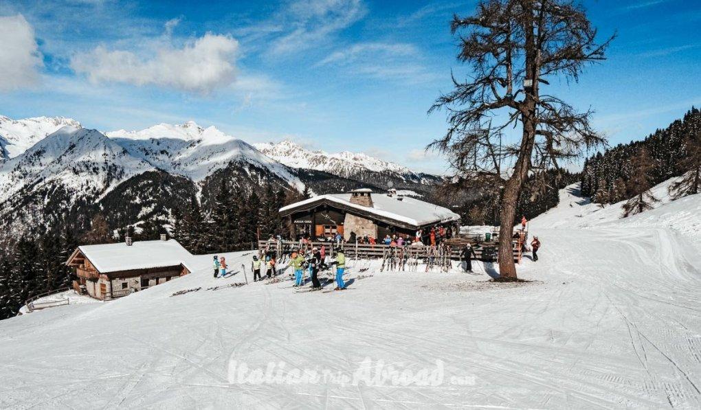 best ski chalet in Italy - Snow Madonna Di Campiglio Italy Ski Resort