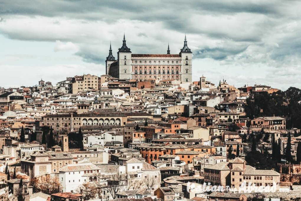 Toledo - Beautiful cities in Spain