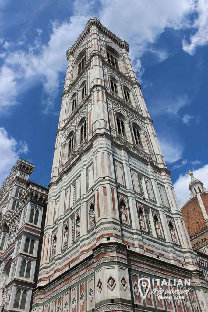 Bell Tower of Florence - Campanile of Giotto Florence - Firenze Italy | Best photo spots in Florence