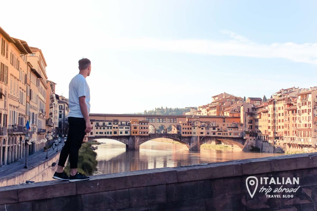 Best photo spots in Florence - River Arno photography Spots Florence