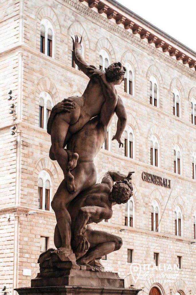 Loggia della Signoria of Florence