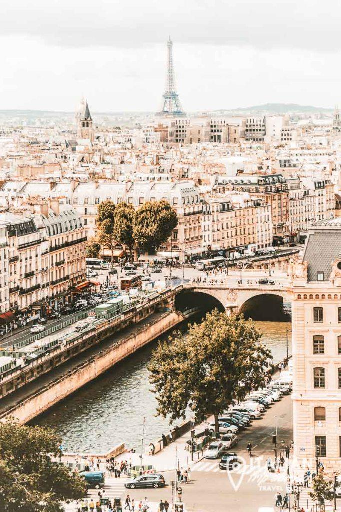 View of Paris - paris in 2 days