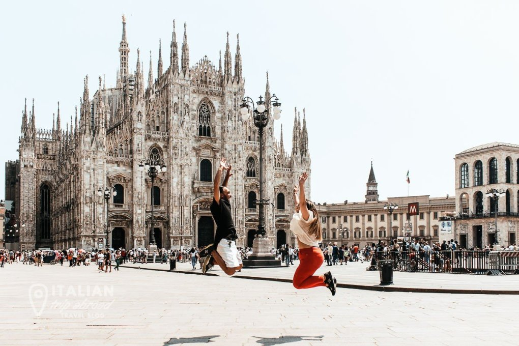 Most beautiful cities in Italy - Milan Duomo