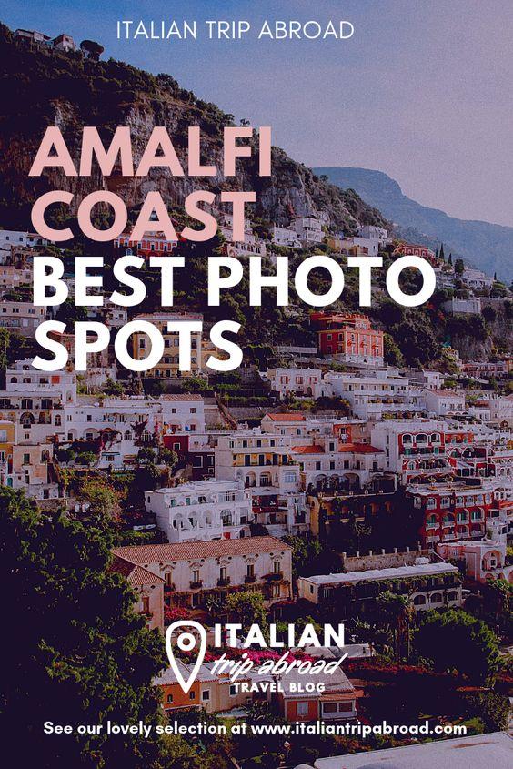 Best photo spots in Amalfi Coast