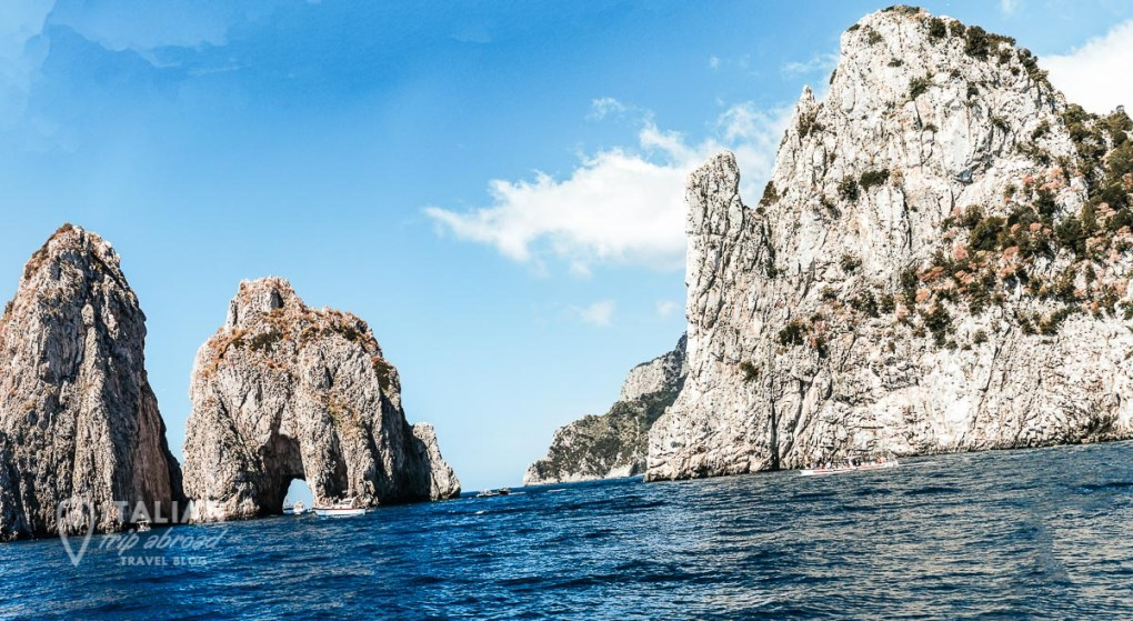 Romantic cities in Italy - Capri