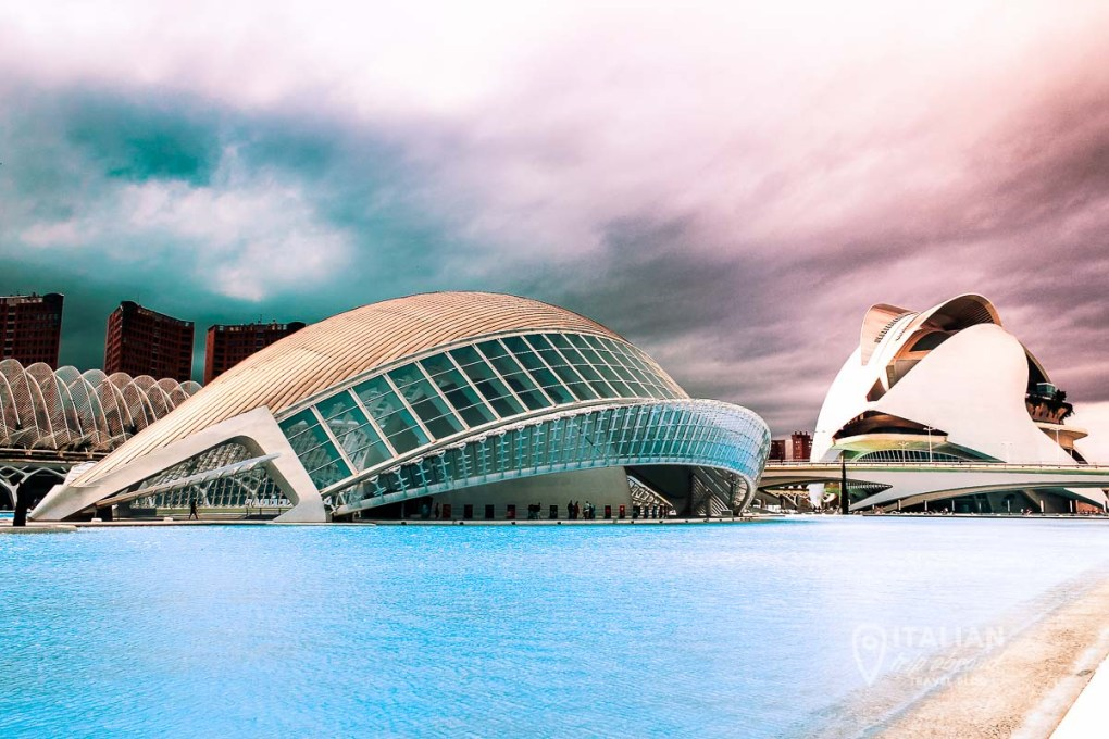 Beautiful places in Valencia - Architecture of Valencia