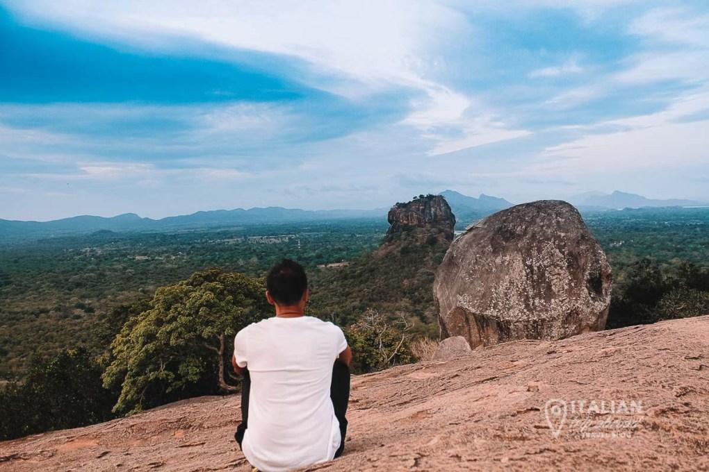 Pidurangala best instagrammable spot in Sri Lanka