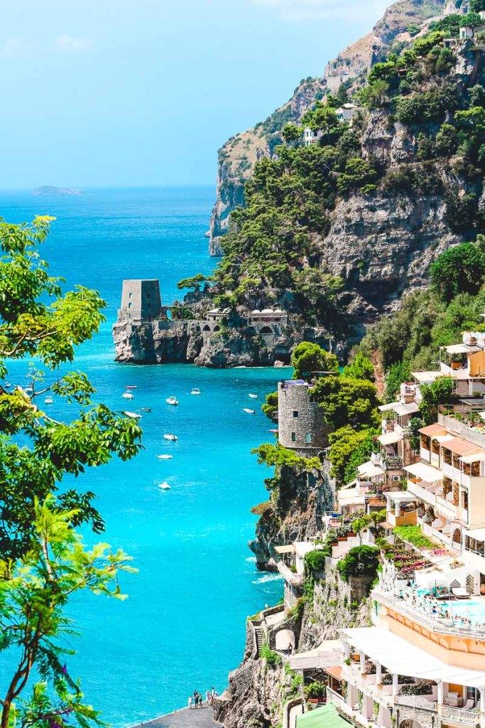 Spiaggia del Cauco in Amalfi Coast - Best Beaches of Amalfi Coast