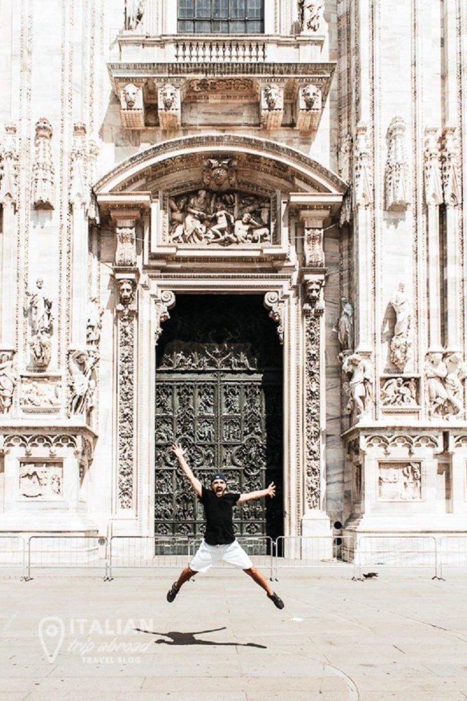 Milan Instagram Spots - Duomo