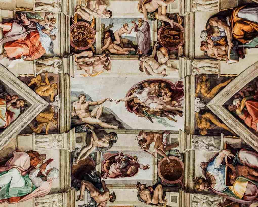 Sistine Chapel - Vatican City - Rome, Italy