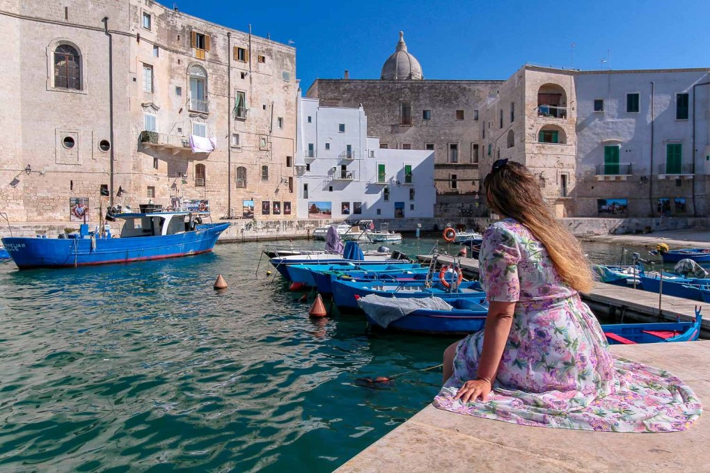 Day trips from Bari to Monopoli | Monopoli Port