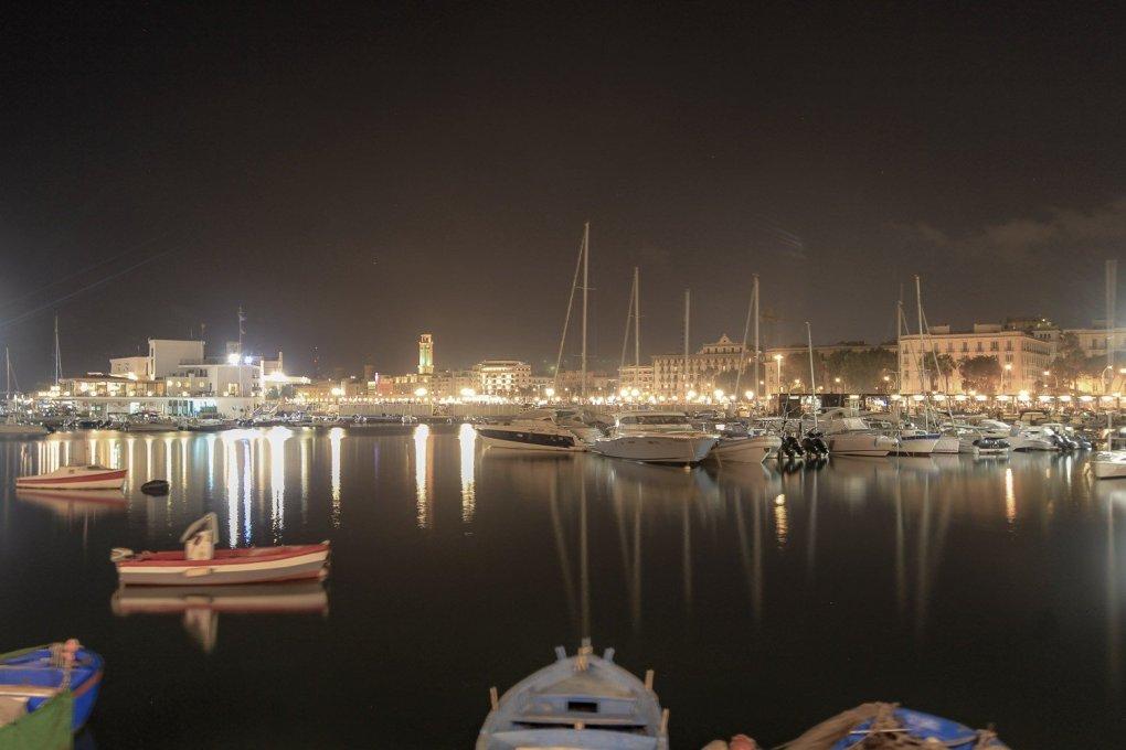 Bari night photography | Puglia best photo spots