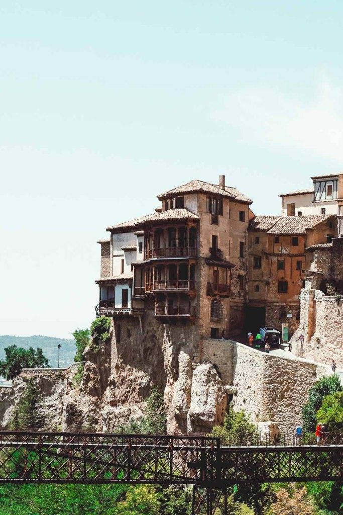 Casas Colgadas Cuenca Spain