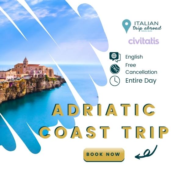 Puglia beaches trip entire day Adriatic Coast from Lecce