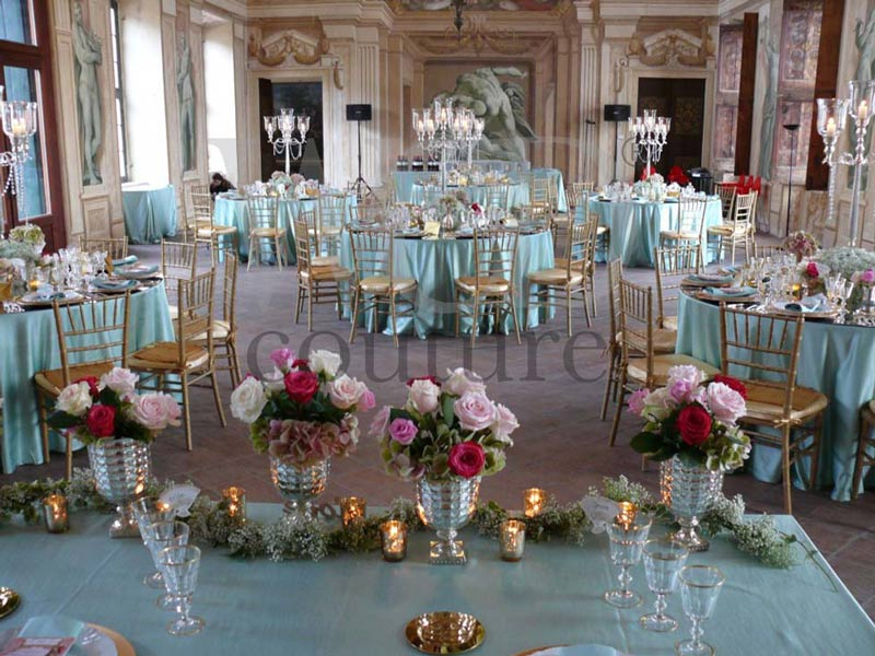 Italian Weddings And Events A Marie Antoinette Style