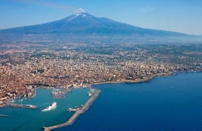 177386430-Mount Etna behind Catania
