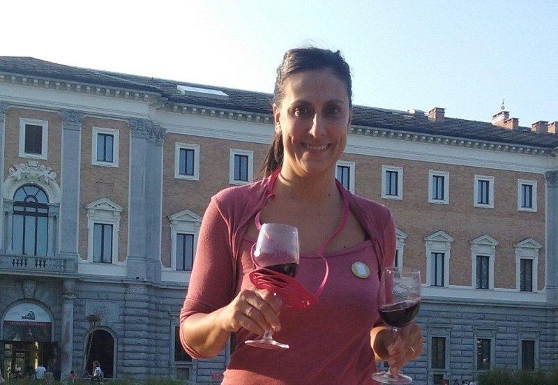 blogger vino