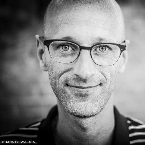 Portrait photograph Alessandro Ceretto (Ceretto Wines) by Monty Waldin