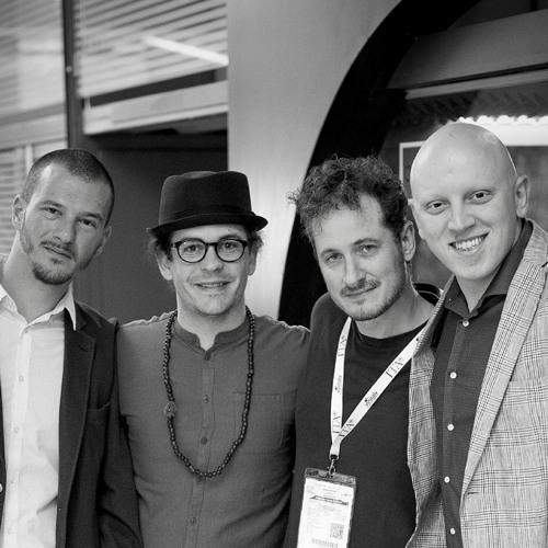 John Murnane, Matteo Franco, Adriano Amoretti, @cantinasocial, Monty Waldin