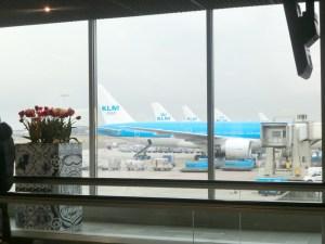 アムステルダム国際空港