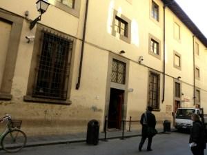 フィレンツェ アカデミア美術館