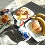 ホテル・メアの朝食