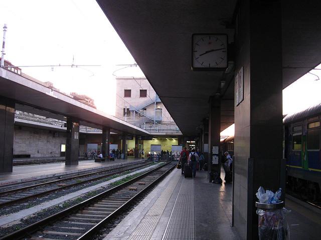 フィレンツェ サンタ・マリア・ノヴェッラ駅