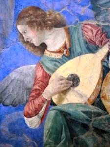 奏楽の天使