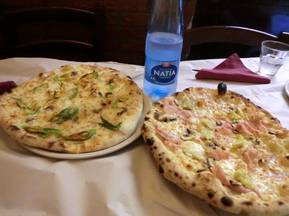 ローマ レストラン