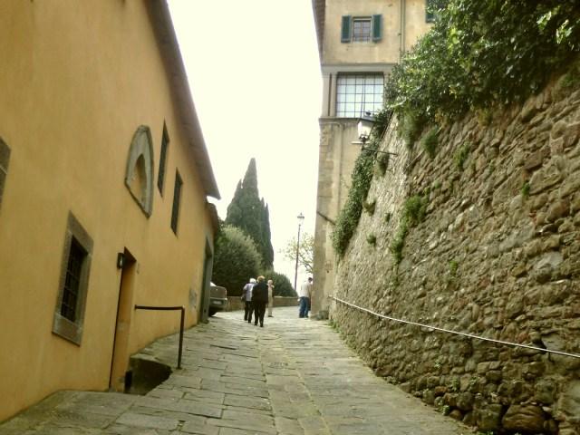 フィレンツェ フィエーゾレ