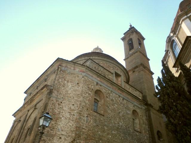 フィレンツェ メディチ家礼拝堂