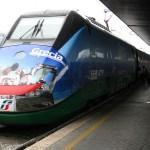 ヴェネツィア 電車