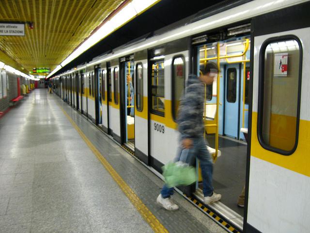 ミラノ 地下鉄