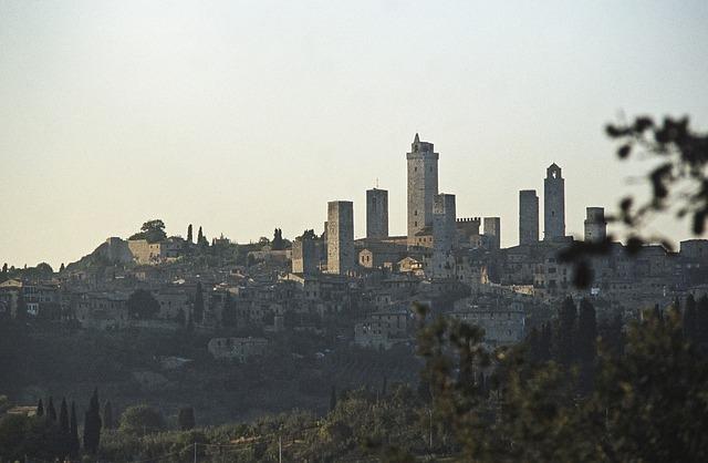 サン・ジミニャーノ
