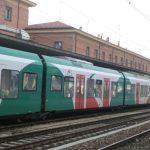 ボローニャの電車