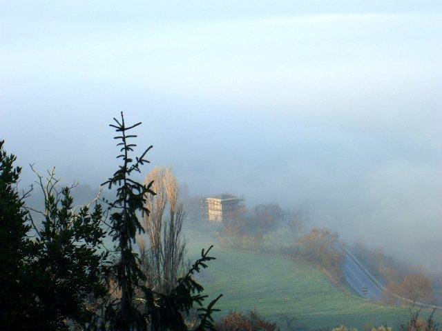 アッシジの雲海